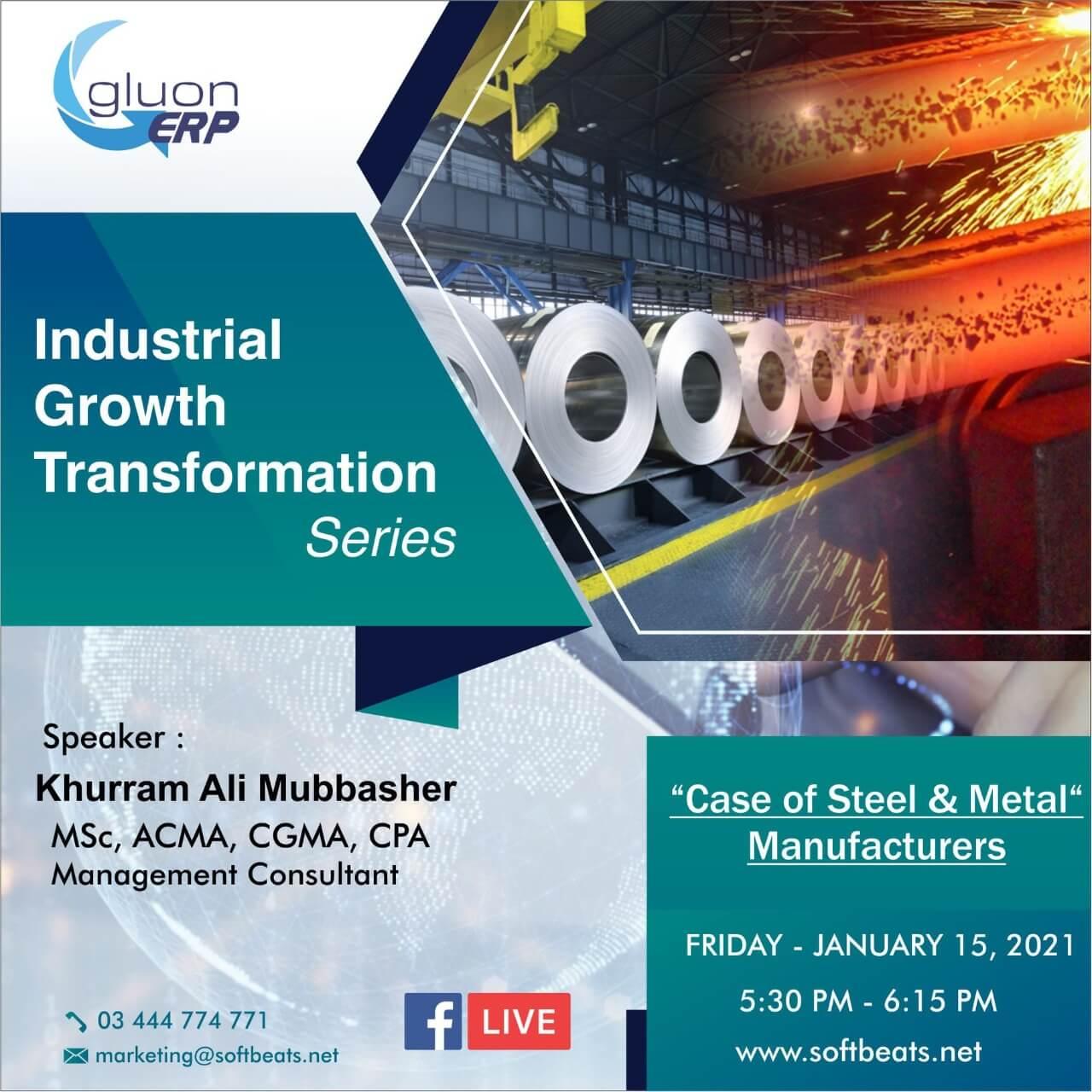 Softbeats Industrial Growth Transformation series